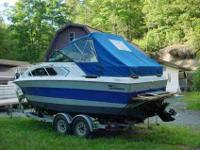 I have for sale my 1984 Chaparral 238 XLC Cruiser. Aft