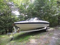 '03 Bayliner with trailer, both in great condition.