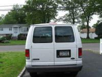 Up for sale is my 2005 E-250 Van with only 56,000