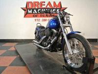 YOU ARE LOOKING AT A 2007 HARLEY DAVIDSON DYNA STREET