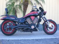 21101 MILES !! CUSTOM EXHAUST !! CUSTOM GRIPS & COVERS