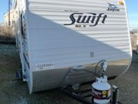 THIS JAYCO JAY FLIGHT SWIFT 184BH IS READY TO GO, THIS