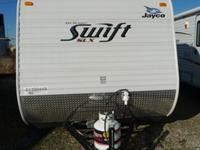 THIS JAYCO JAY FLIGHT SWIFT 154BH IS READY TO GO, THIS