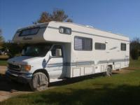For Sale 1998 Coachman Motor Home was $10,500 now