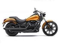 2012 Kawasaki Vulcan 900 Custom. Metallic Burnt