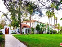 Over an acre of flat land in prime Beverly Hills. The