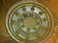 Off a 14 k LB trailer Wheels are good shape we just