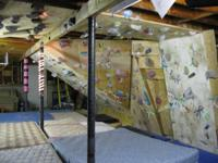 I have 8 climbing panels ready to go with t nuts and