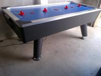 8' Club Pro Air Hockey Table The Club Pro adds