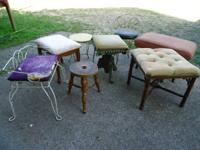 This listing is for a variety of 8 foot stool and