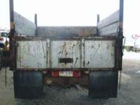 ELECTRIC DUMP SOME RUST PLEASE CALL  Location: SOUTH