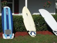 8 ft. surfboard like new comes with everything 180.00