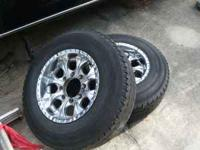 16 inch wheel and tire that makes a great spare fits