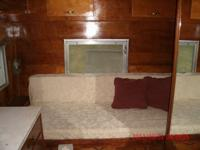 1961 16' Vintage Eljay Travel Trailer - Sleeps 5.