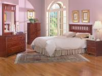 8 PIECE BEDROOM SET FOR ONLY $398!!! INCLUDES: