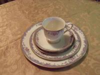 A Beautiful Set of Southern Vista Lennox China. 40