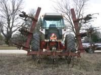 For Sale: Noble 8 Row cultivator in good condition.