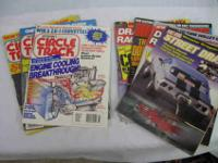 Stock car racing and Circle track magazines Circle