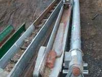 "I have a like nex 8"" x 16' utility auger for sale. If"