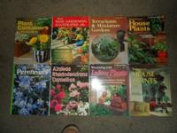 For Sale: Eight Vintage Sunset Handbooks for Gardening