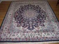 Persian Rug in Excellent Condition w/ Certificate of