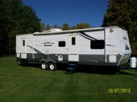 Post by Deer Creek Campground. Sleeps 8-9!