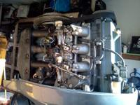 1999-2005 75 hp, 80 hp, 90 hp, 100 hp Yamaha outboard 4