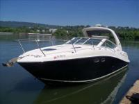 2006 Sea Ray 290 SUNDANCER This cruiser just reduced