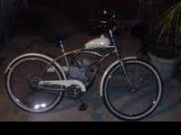 THIS IS A VERY NICE HUFFY CRANBROOK 80 CC