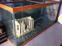 I have a great tank for sale. Comes with rod iron