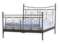 Full size Ikea Noresund Bed Frame for sale. The frame