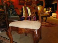 These chairs are masterfully crafted with Victorian