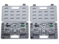 This is our 80 pieces Tap Hex Die Tool Kit which