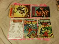 Selling my Rare Collection of 80 Rare Comic Books for