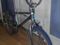 80's HARO New tires New mushroom handgrips New seat New