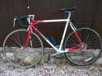 80's Nishiki Olympic Sports 12 Speed Road Bike Color: