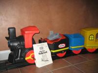 I am the original owner of this train.  It is in great,