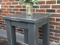 Solid Wood Roll Buffet With Lots Of Storage Tile Top For