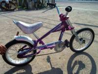 StingRay Schwinn Bicycle Medium size - girls bike -