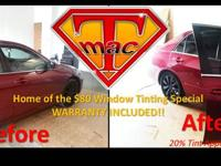 $80. Home window Tinting ... All Automobiles ...