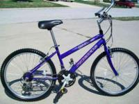 Pacific Quicksilver Mountain BikeYouth Size with 24""
