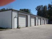 1200 square foot combination office/warehouse -