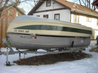 I have a 1984 Sylvan boat I got a couple yrs ago, deep,