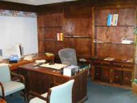 1800 sq. ft. of great office space. Six offices, Two