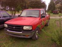 1996 Mazda B2300 truck. Has new battery, plugs, wires,