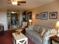 Outstanding 1 Bedroom, 1.5 Bath OCEANFRONT Condo in