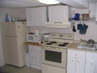 Lake front efficiency apartment for rent.   Great