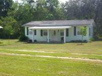 1 bedroom house on large acreage VERY PRIVATE AND