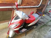 I have a 2008 150 cc roketa scooter for sale. I got it