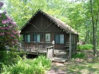 this is a wooden chalet 2bedroom 1bath with open